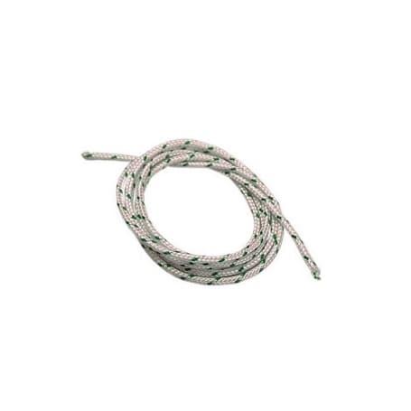 Corde de lanceur prédécoupée - Longueur 1,80m - Diamètre 4,0 mm