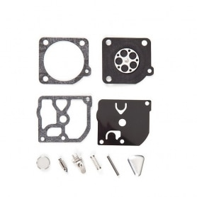 Kit membranes joints ZAMA RB-45 - RB45 - C1Q modèles HUSQVARNA 45 - 40 - H51 - 240 - 245 - JONSERED 2050 - 2045 - 2041