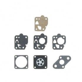 Kit membranes joints TK modèles POULAN Pro 200 - MARUNAKA - KAWASAKI TD48 - HOMELITE - SHINDAIWA T20 - C35