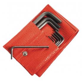Kit de clés mâles coudées FACOM 82HJL10