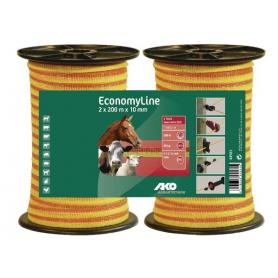 Ruban pour clôture électrique AKO 44565