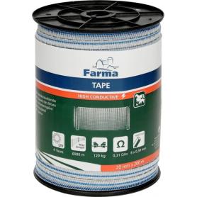 Ruban de clôture FARMA 704019FA