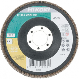 Papier abrasif HIKOKI 4100113
