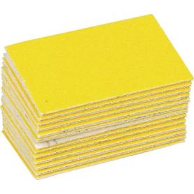 Papier abrasif 70x125mm NORTON 66623379864