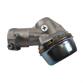 Renvoi d'angle modèles ECHO - livré avec rondelle de centrage de lame de diamètre 25,4 mm sortie filet mâle M10 x 1,25 G