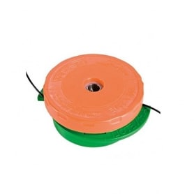 Tête fil nylon TAP-N-GO à chargement rapide - sans démontage - adaptateur M10 x 1,25 mâle gauche