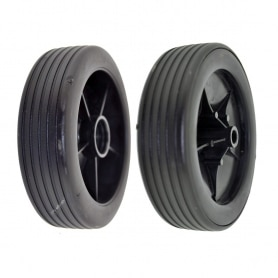 Roue CASTELGARDEN 81007311/0 modèles CL480 - CL 484 - F502 - F504 - NG464 - NG504 - NGL504 - PA502