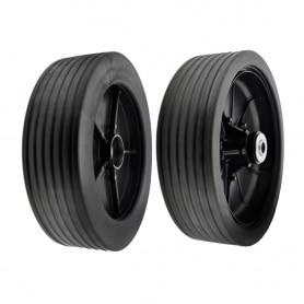 Roue CASTELGARDEN 81007313/0 modèles CL480 - CL484 - F502 - F504 - NG504 - PA504 - PAN504 - R430 - R484 - T430 - T434