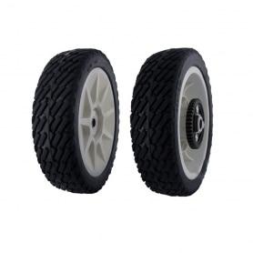 Roue de traction plastique TORO - WHEEL HORSE 92-1042 - 921042 modèles 20710 - 20711 - 20716