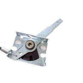 Commande d'accélération CASTELGARDEN 81007092/0 - longueur gaine 1110mm Course : 39mm