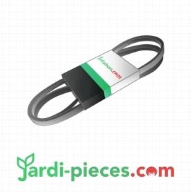 Courroie tondeuse autoportée CASTELGARDEN - GGP 35062811/0 - 35062813/0