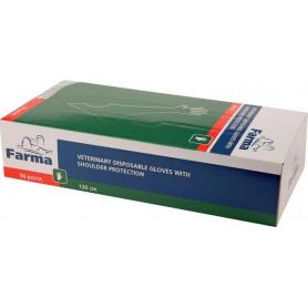 Gants de vétérinaire 120cm FARMA 101001FA