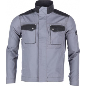 Veste de travail gris - noir L UNIVERSEL KW101024090050