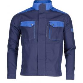 Veste de travail bleur marine - royal XL UNIVERSEL KW101035085054