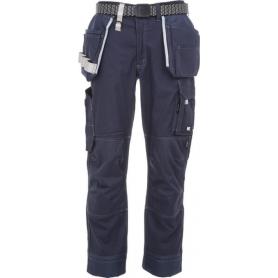 Pantalon extensible bleu marine taille L UNIVERSEL KW202550236092
