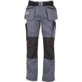 Pantalon de travail gris - noir XS UNIVERSEL KW102830090075