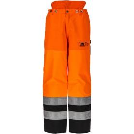 Pantalon de débroussailleuse orange taille 3XL SIP 1SQ5510XXXL