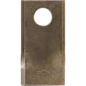Couteau de faucheuse KVERNELAND - TAARUP KT4189400001