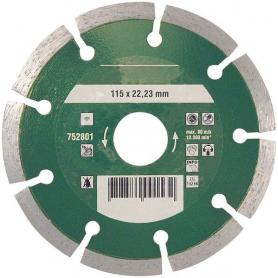 Disque diamant 115mm HIKOKI 752801