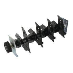 Axe de scarificateur complet STIGA 1716003401 - 1716-0034-01