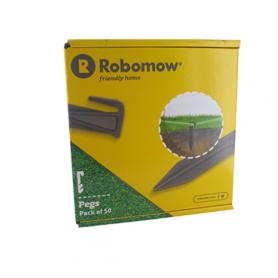 Lot de piquets de fixation ROBOMOW MRK7101A-ET