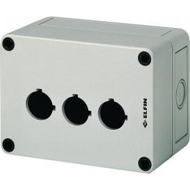 Boîtier électrique NEW-ELFIN 080CS09135P3L