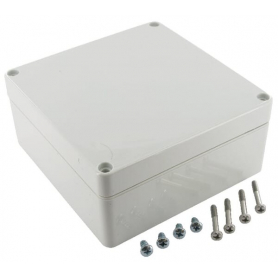 Boîtier électrique 120x122x85mm BOPLA M227