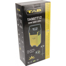 Lampe torche TAB TAB87712