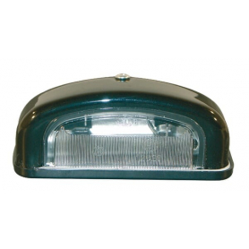 Éclairage de plaque d'immatriculation HELLA 2KA001386231