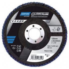 Disque abrasif à lamelles NORTON 66254445879