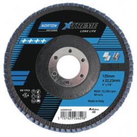 Disque abrasif à lamelles NORTON 66261099046
