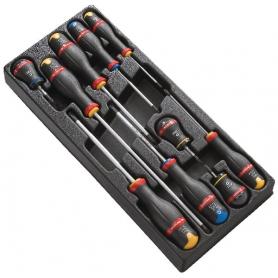 Malette vide pour outils FACOM PL677