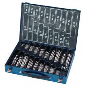 Kit de mèches à métaux BOHRCRAFT SE170G