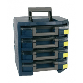 Caisson de transport 4 boîtes RAACO 137966