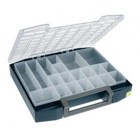 Boîte d'assortiment 20 compartiments RAACO 134989