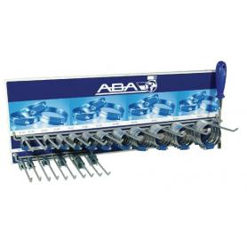 Coffret de colliers de serrage ABA SMS244C