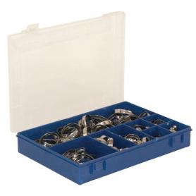 Coffret de colliers de serrage NORMA SE100SGT