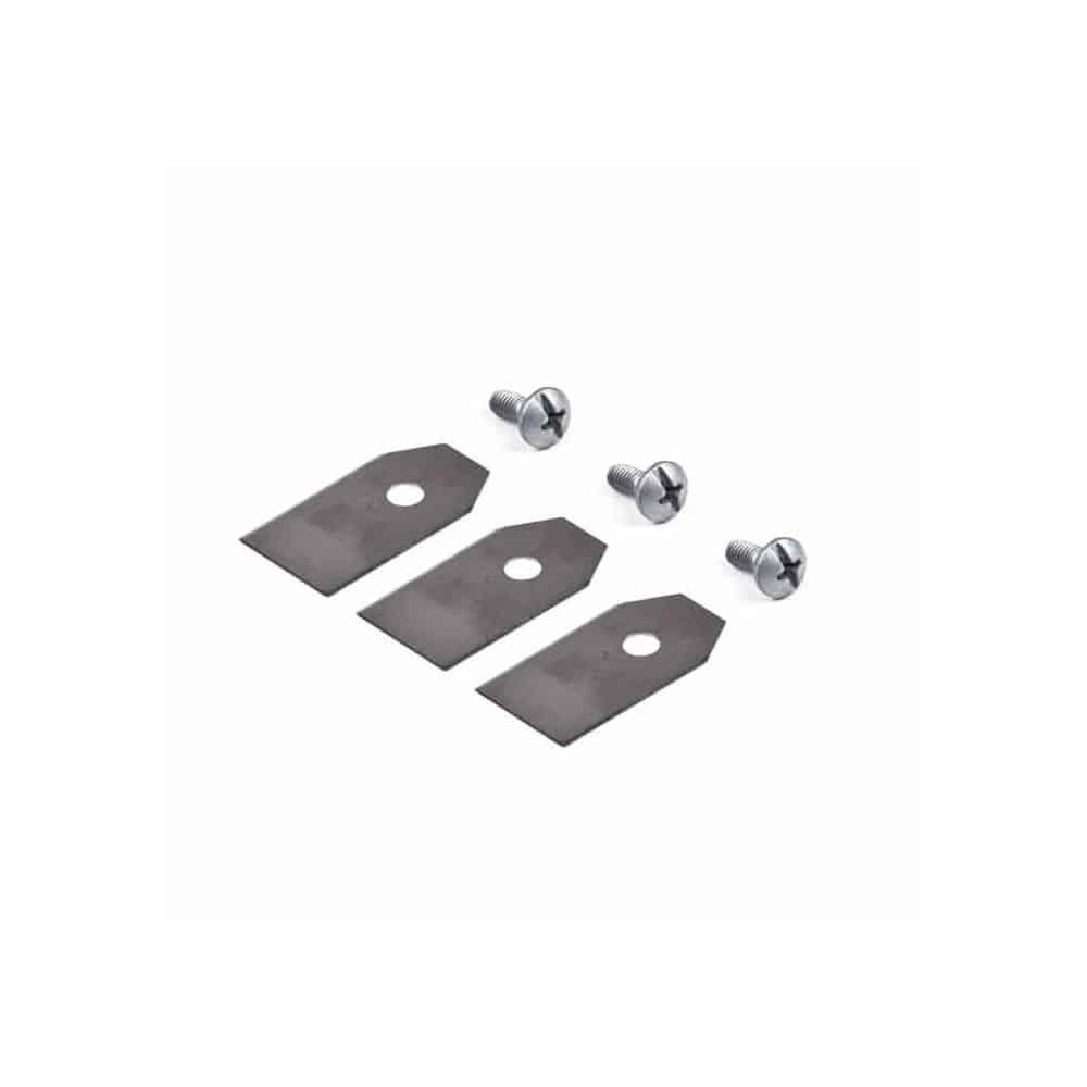 jeu de 3 lames robot tondeuse gardena 4087-20 - 9668095-01 r40li
