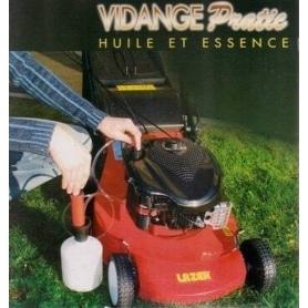 Kit vidange pratic huile et essence