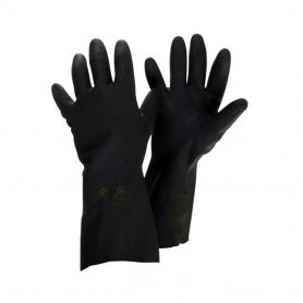 Gants de protection UNIVERSEL nitrille en acrylonite Taille L - Norme EN420 - EN388 - EN374
