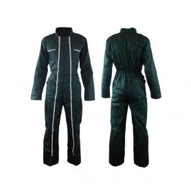 Combinaison de travail 2 zips UNIVERSELLE Taille L - polyester et coton