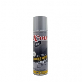 Aérosol X'OIL graisse verte 250ml
