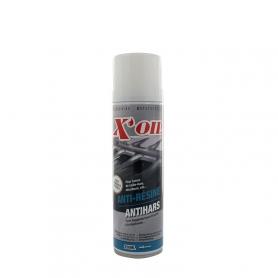 Aérosol X'OIL anti-résine 250ml pour lames de taille-haie