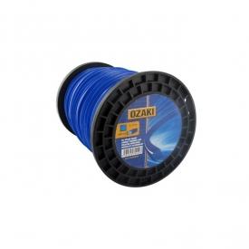 Bobine fil nylon carré OZAKI 240 m diamètre 3,00 mm