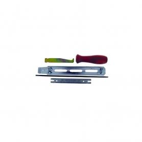 """Kit d'affûtage OZAKI pour chaîne .404"""" - 3/8"""" diamètre de la lime 5,5 mm"""