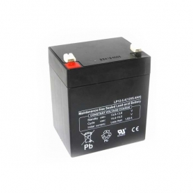 Batterie DJW1254 + à gauche