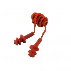 Boite de 50 paires de bouchon anti-bruit UNIVERSEL réutilisable - Normes EN352-2
