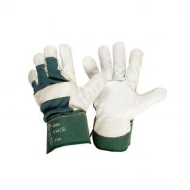 Paire de gants dockers UNIVERSELLE taille L - Norme EN240 - EN388