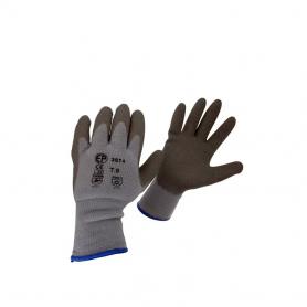 Paire de gants hiver UNIVERSEL Taille M - Norme CE EN420 - EN388-2231 - EN511-010