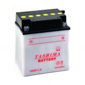 Batterie YB30CLB + à droite
